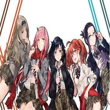 Darling in the FranXX - Heroine's by mugendesigns