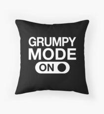 Grumpy Mode On for men women and kids Floor Pillow