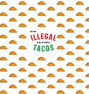 Illegal Tacos: for dark colored backgrounds by DoomsDayDevice
