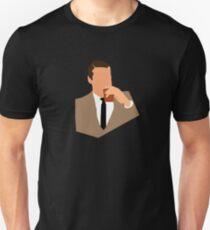 Don Draper Takes a Drink Unisex T-Shirt