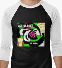 The Sign cover tribute Men's Baseball ¾ T-Shirt