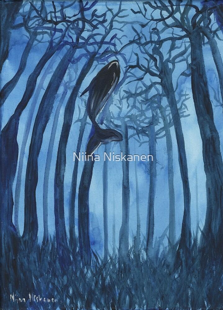 Moby's forest by Niina Niskanen