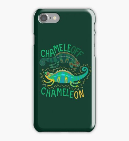 Chameleoff, Chameleon iPhone Case/Skin