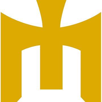 Casual Monarch Logo by dieformonarchy