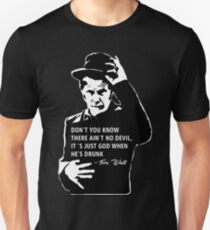 Tom Waits - Don't You Know  Unisex T-Shirt