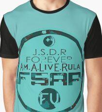 Jsdr  Graphic T-Shirt