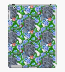 Blueberry Bubbles  iPad Case/Skin