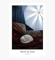Etoile de Lune  Photographic Print