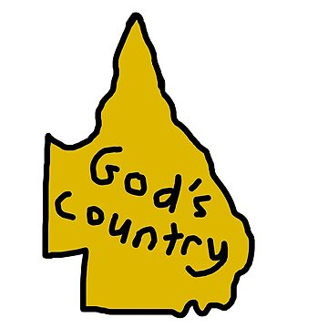 God's Country in Colour by JordanSquire