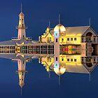 1804 Reflecting Pier by Hans Kawitzki