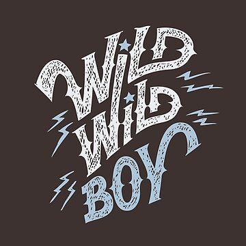 Wild Wild Boy by PaulLesser