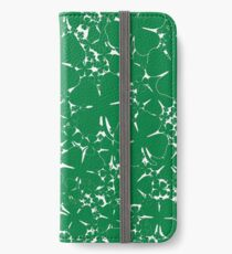 A Sea of Four Leaf Clovers iPhone Wallet/Case/Skin