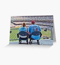 The New Yankee Stadium Greeting Card