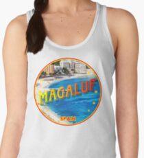 Magaluf, Magaluf poster, tshirt, Spain, beach, photo Women's Tank Top
