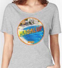 Magaluf, Magaluf poster, tshirt, Spain, beach, photo Women's Relaxed Fit T-Shirt