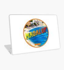 Magaluf, Magaluf poster, tshirt, Spain, beach, photo Laptop Skin