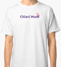 Chiari Malformation Mum con Peppa Pig Camiseta clásica