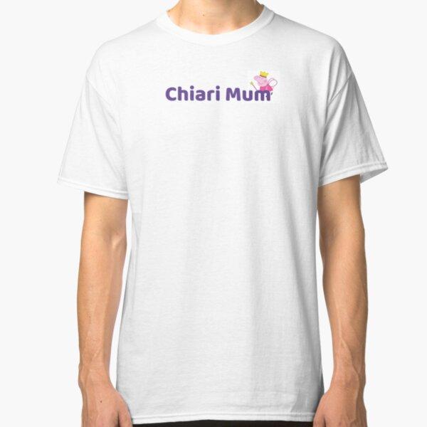 Chiari Malformation Mum with Peppa Pig Classic T-Shirt