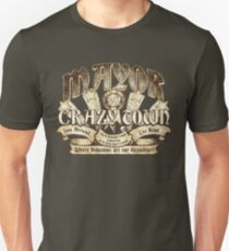 Mayor of Crazy Town Unisex T-Shirt