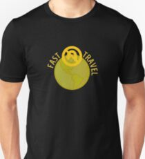 Fast Travel Unisex T-Shirt