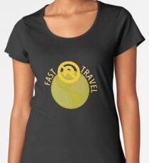 Fast Travel Women's Premium T-Shirt