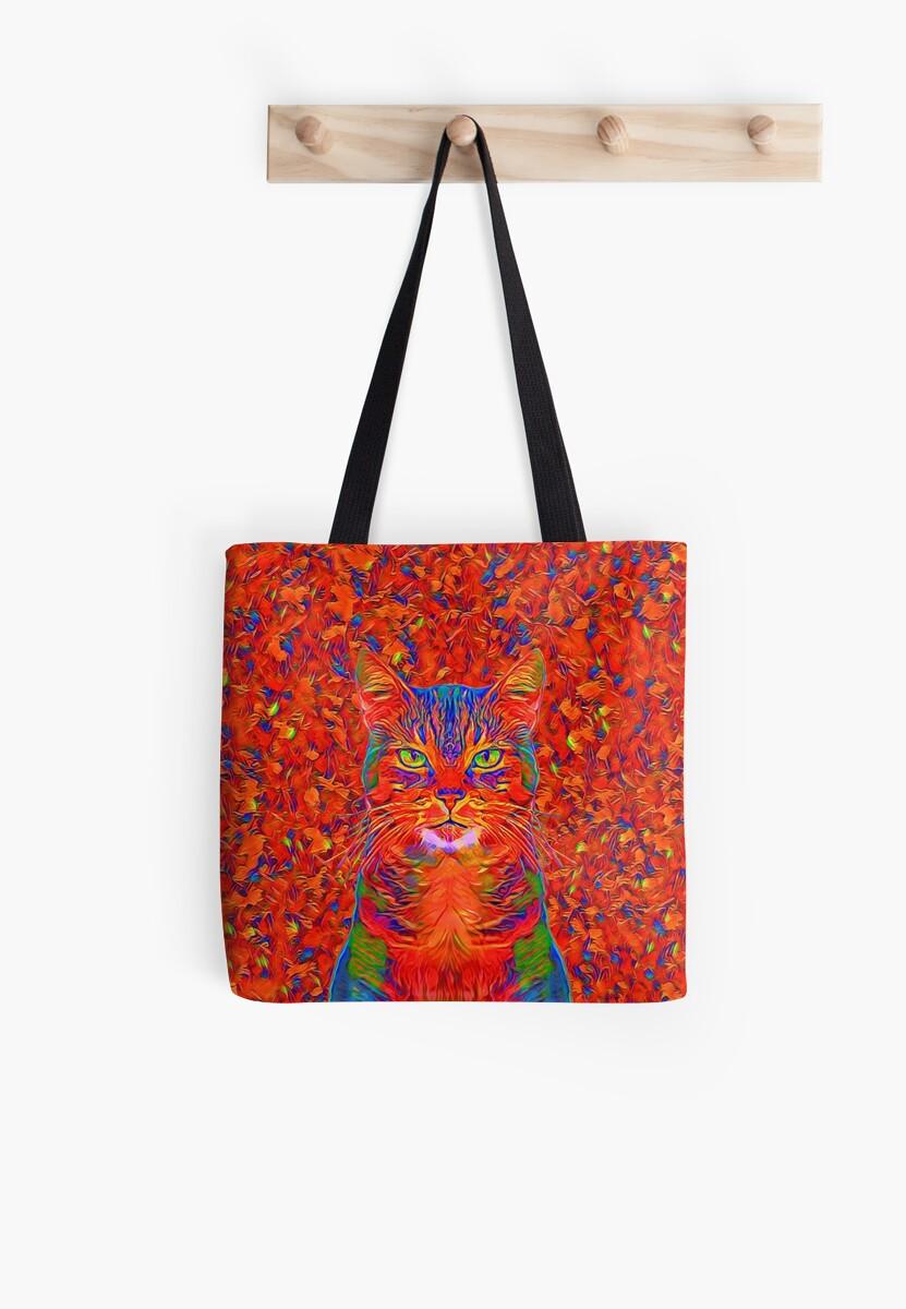 Red Cat by blackhalt
