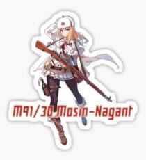 Girls Frontline - M91/30 Mosin-Nagant Sticker