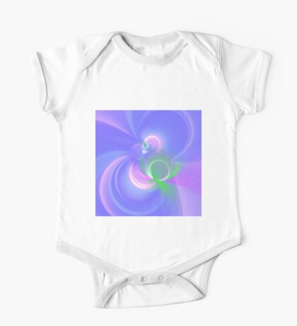 Abstract fractal colors Kids Clothes