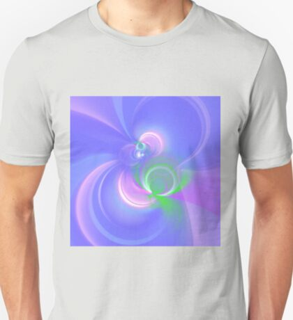 Abstract fractal colors T-Shirt