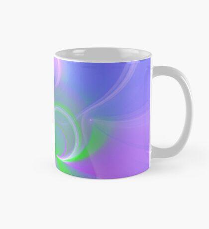 Abstract fractal colors Mug