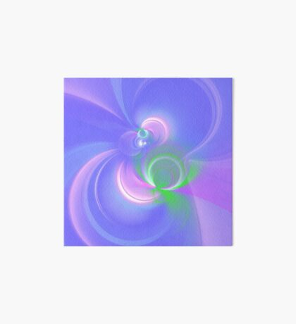 Abstract fractal colors Art Board