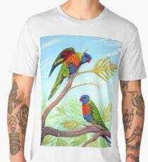 Rainbow Days Men's Premium T-Shirt