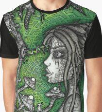 Natures Teacher Graphic T-Shirt