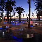 The Corso, Manly by PhotosByG