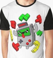 Tetris Game Boy retro game Graphic T-Shirt