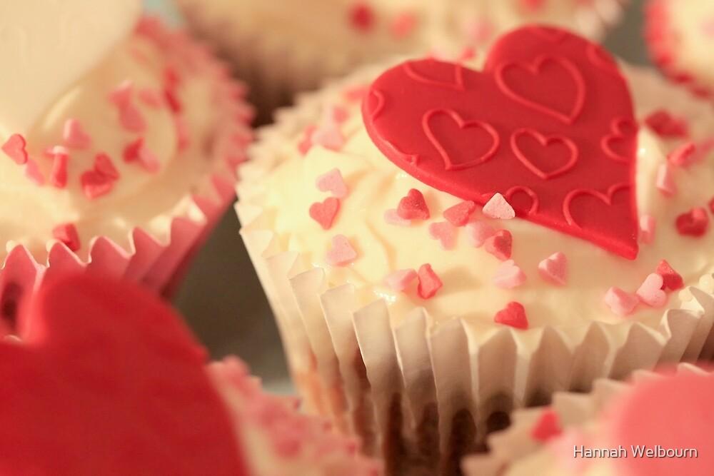 Cupcake by Hannah Welbourn
