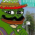 Mexikanischer Pepe von jamsbrah