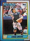 408 - Craig Biggio by Foob's Baseball Cards