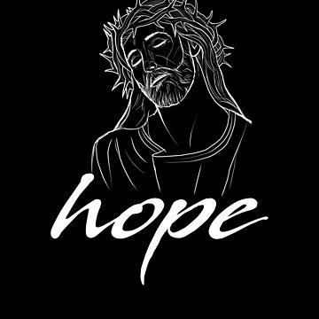 Hope Jesus by phil009