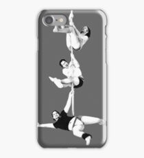 How to Pole Dance feat. GameGrumps iPhone Case/Skin