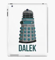 Classic Dalek  iPad Case/Skin