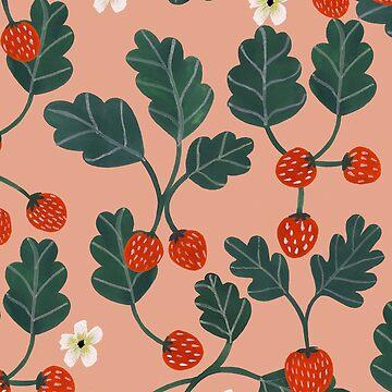 Strawberries by artiisan
