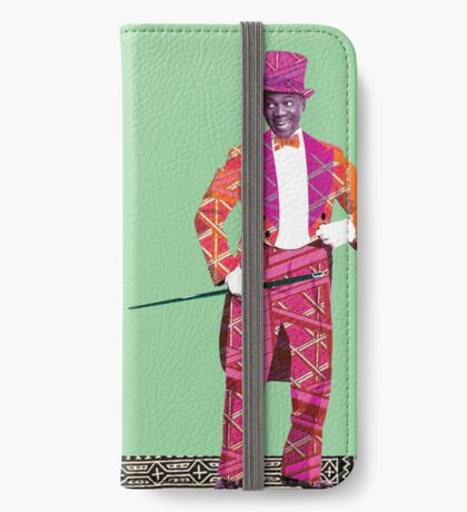 MR ROBINSON iPhone Wallet