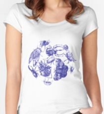 Buggy Toile Women's Fitted Scoop T-Shirt