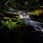 Lynn Mill Waterfalls by Jeremy Lavender Photography