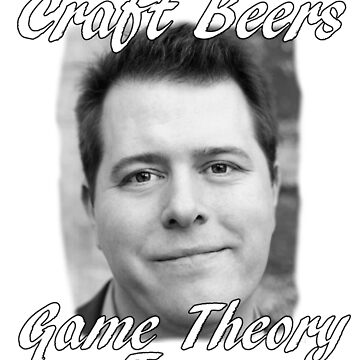 Eric Garland - Craft Beers and Game Theory Tears by wigsandtackle