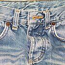 Blue Jeans by illustrart