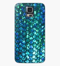 Meerjungfrau Scales v1.0 Hülle & Klebefolie für Samsung Galaxy