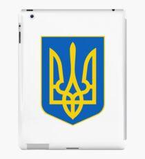 Coat of Arms of Ukraine iPad Case/Skin