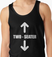 c67c23f4 Two Seater Tank Tops | Redbubble